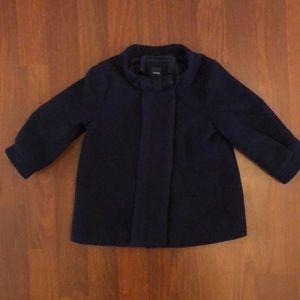 Baby Gap Navy blue coat
